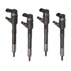 Injector 0445110076, 9653594289 Používá